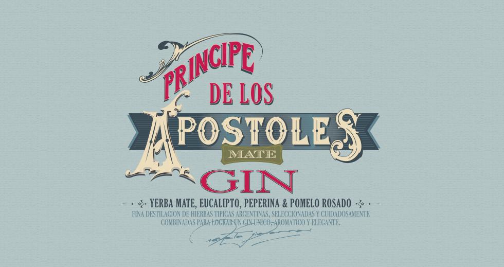 Principe de los Apostoles Logo